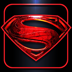 Man of Steel HD logo