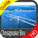 Marine: Chesapeake Bay HD - GPS Map Navigator